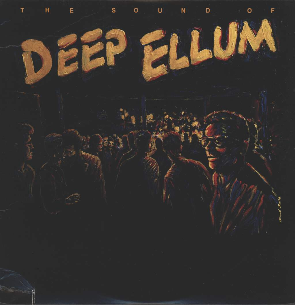 Various: The Sound Of Deep Ellum, LP (Vinyl)