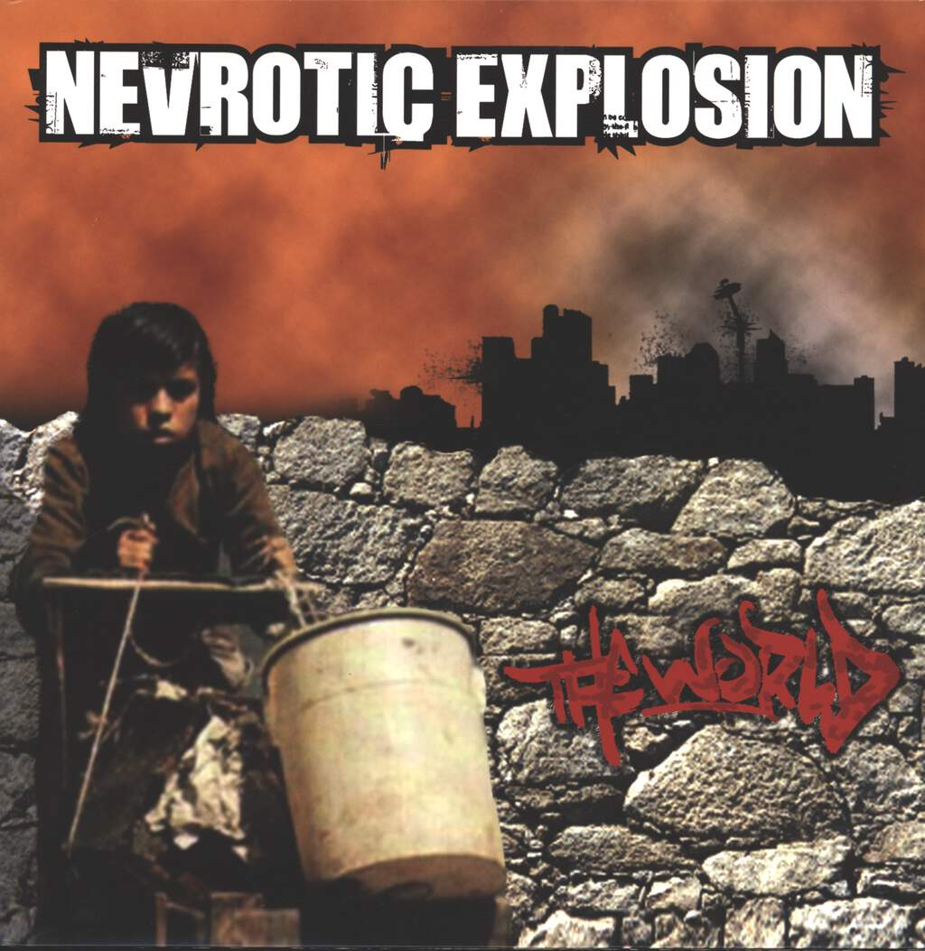 Nevrotic Explosion: The World, LP (Vinyl)