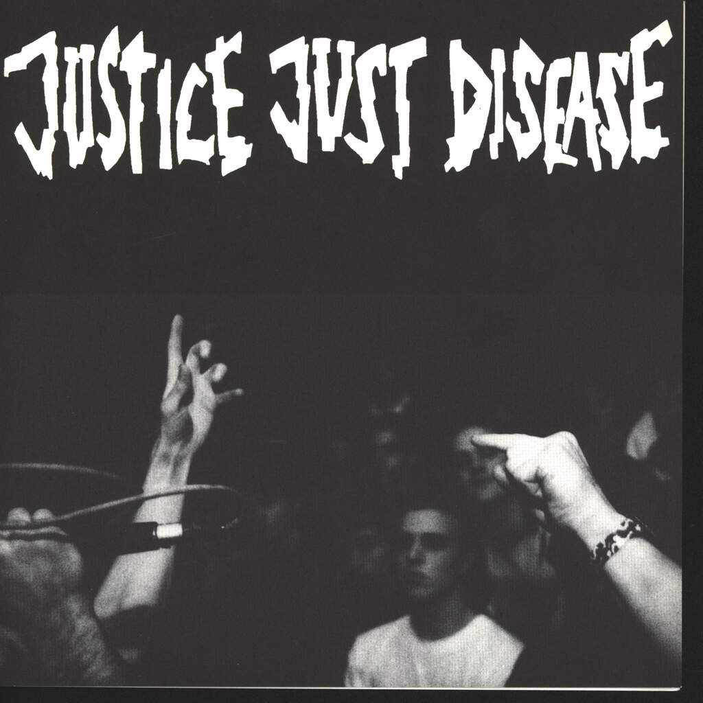 "Justice Just Disease: Justice Just Disease, 7"" Single (Vinyl)"