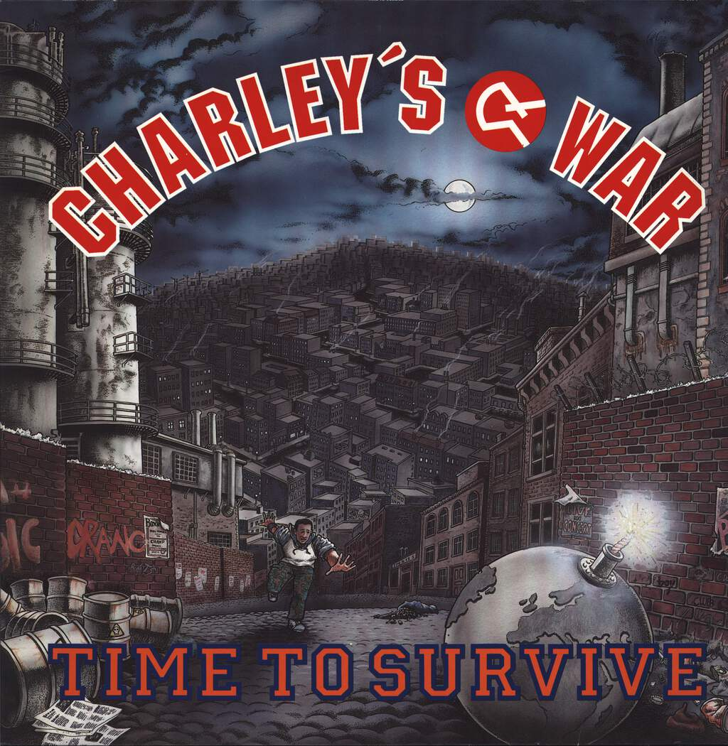 Charley's War: Time To Survive, LP (Vinyl)
