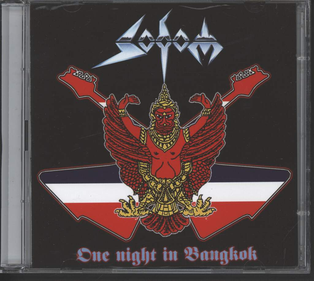 Sodom: One Night In Bangkok, CD