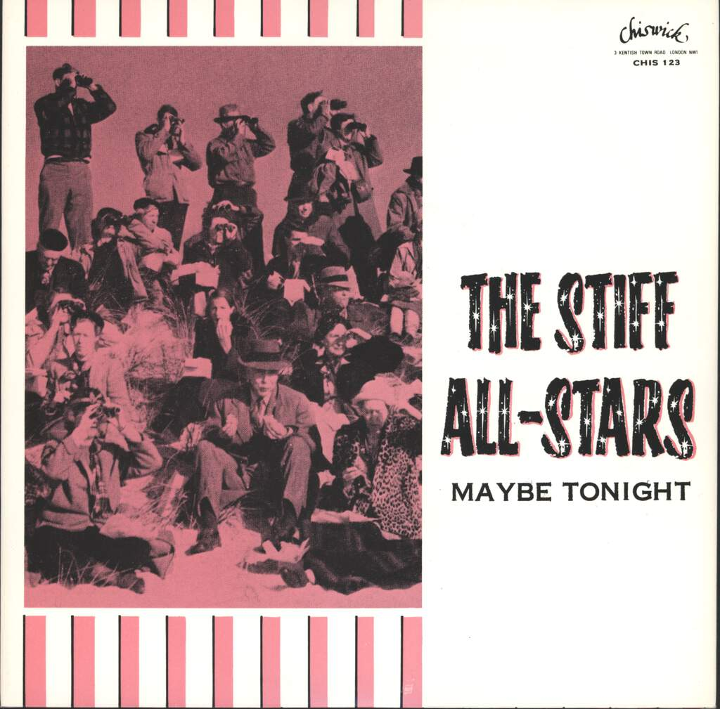 "Stiff All-Stars: Maybe Tonight, 7"" Single (Vinyl)"