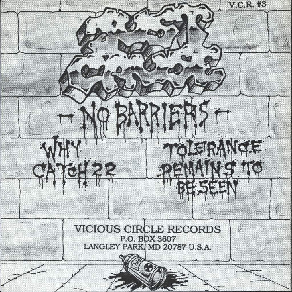 "Just Cause: No Barriers, 7"" Single (Vinyl)"