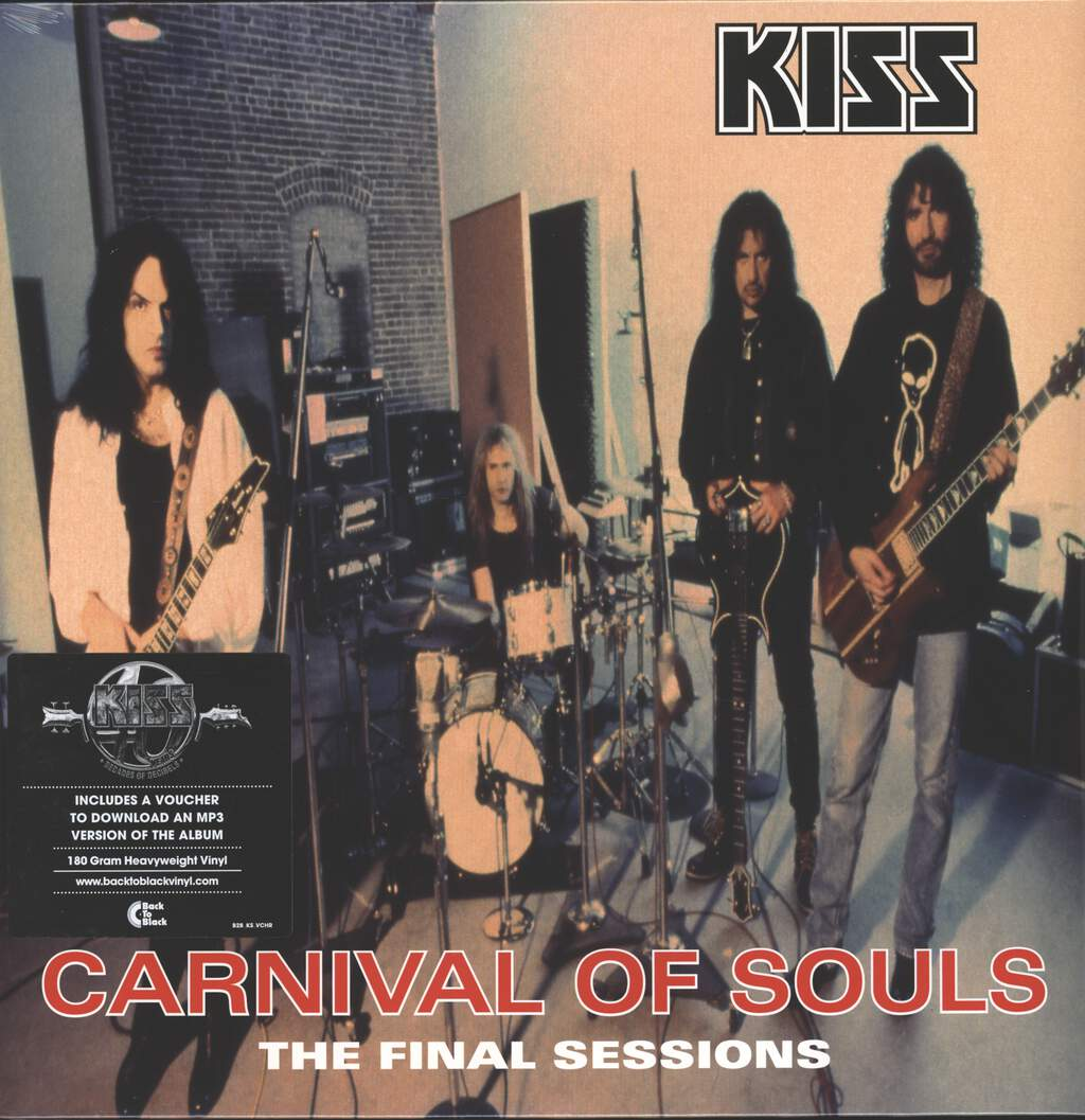 Kiss: Carnival Of Souls: The Final Sessions, LP (Vinyl)