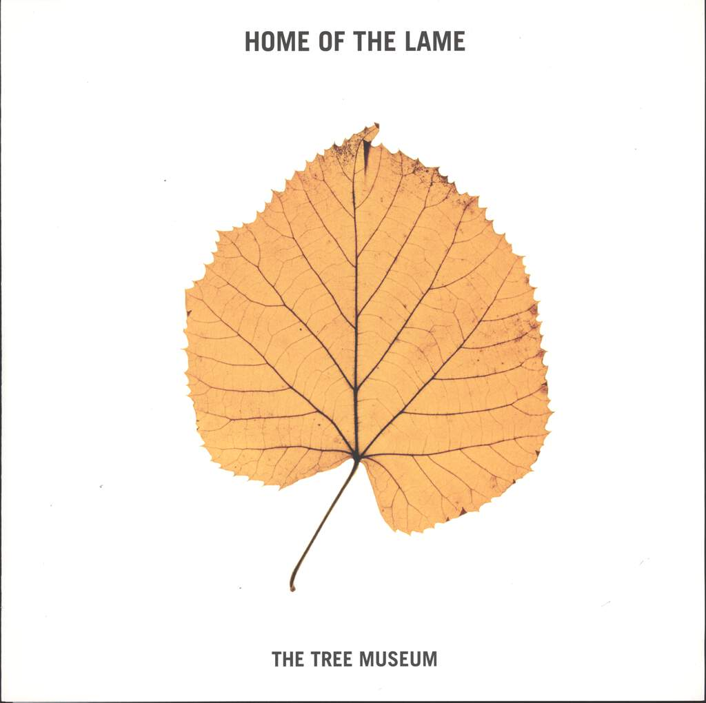 "Home Of The Lame: The Tree Museum, 10"" Vinyl EP"