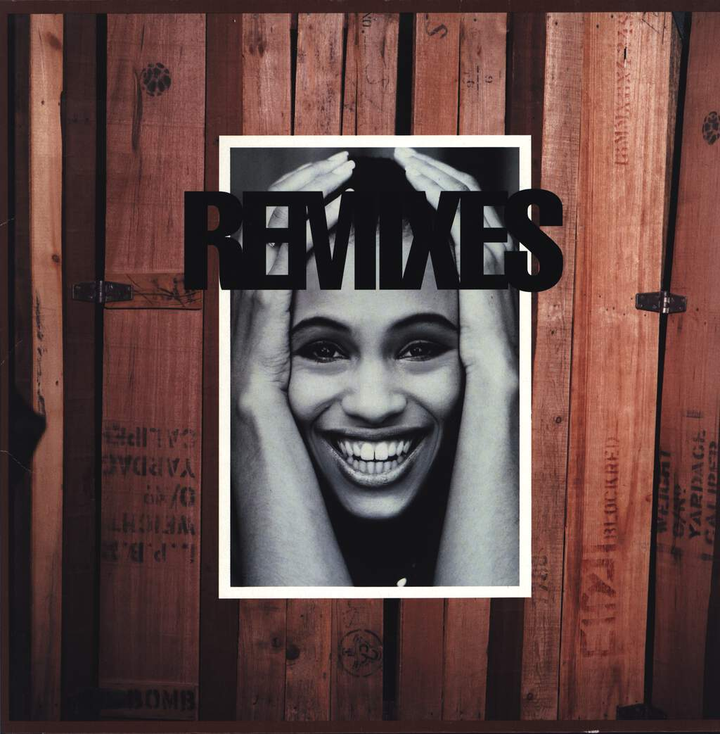 "Neneh Cherry: Remixes, 12"" Maxi Single (Vinyl)"