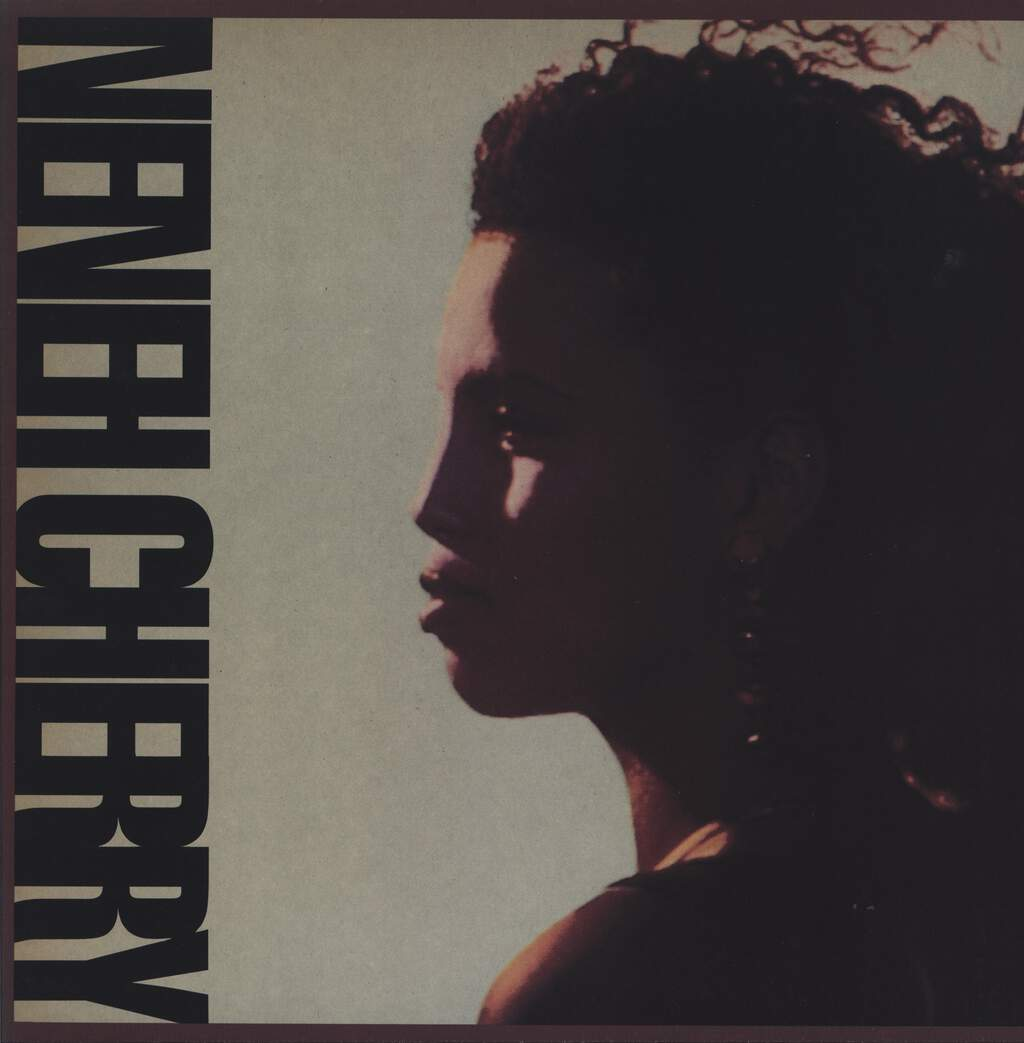 "Neneh Cherry: Manchild, 12"" Maxi Single (Vinyl)"