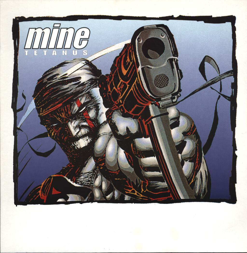 Mine: Tetanus, LP (Vinyl)