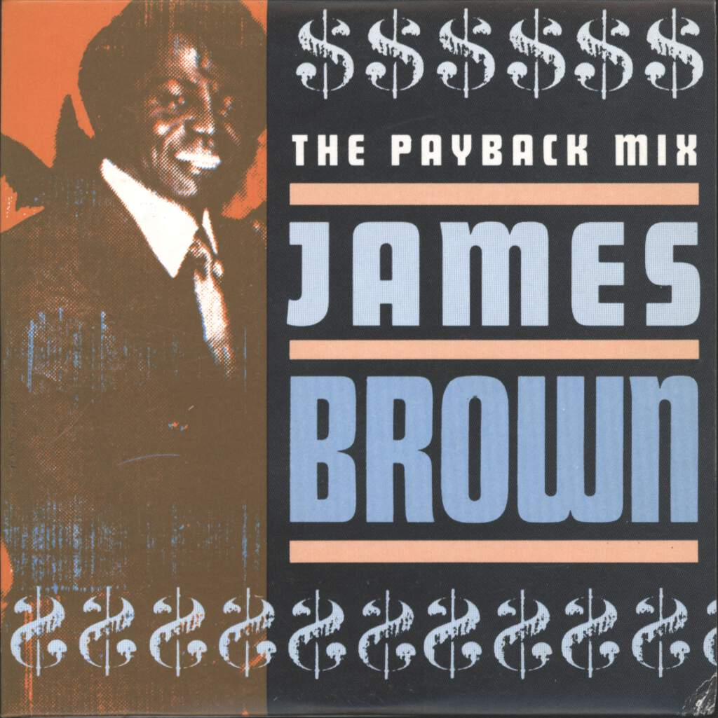 James Brown: The Payback Mix, Mini CD