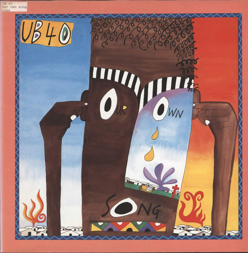 "Ub40: Our Own Song, 12"" Maxi Single (Vinyl)"