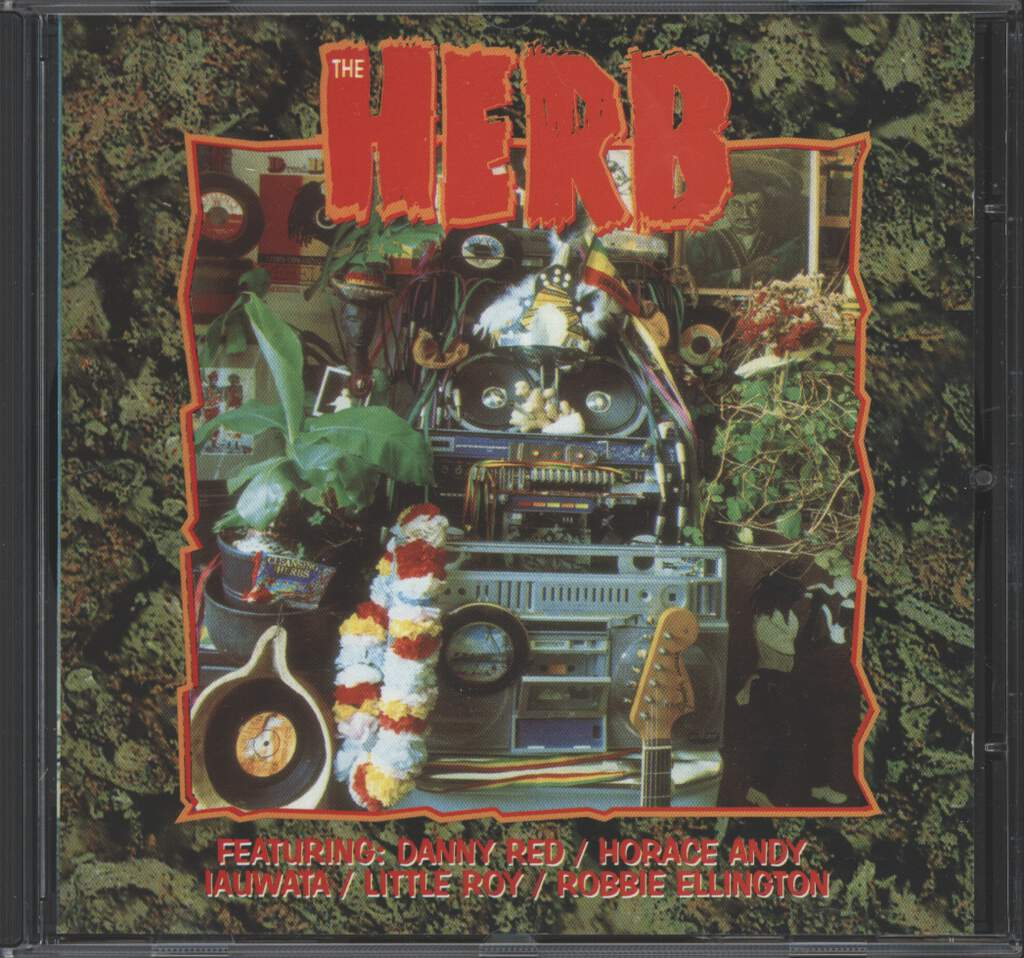 Various: The Herb, CD