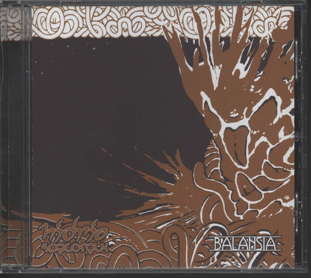 Hidria Spacefolk: Balansia, CD