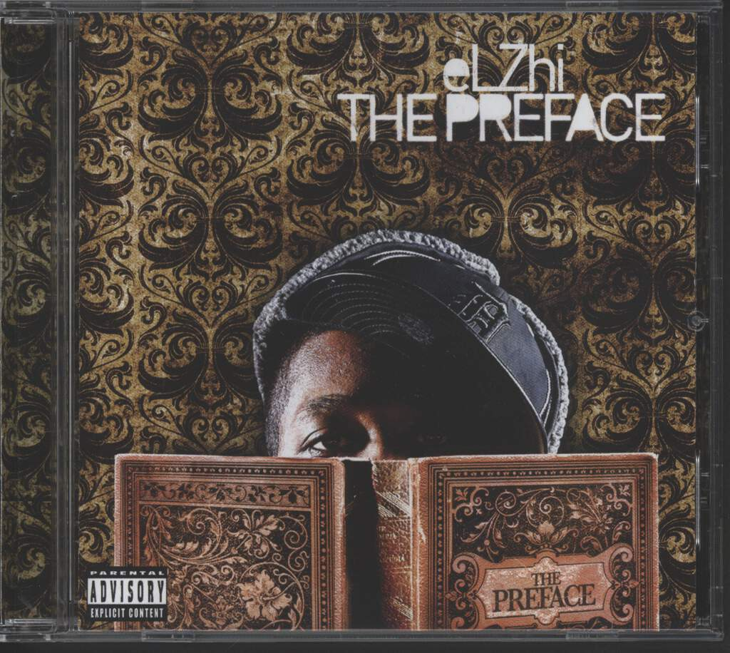 Elzhi: The Preface, CD