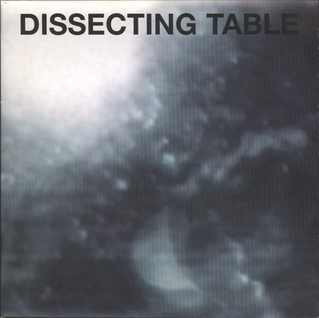 "Dissecting Table: Why, 7"" Single (Vinyl)"