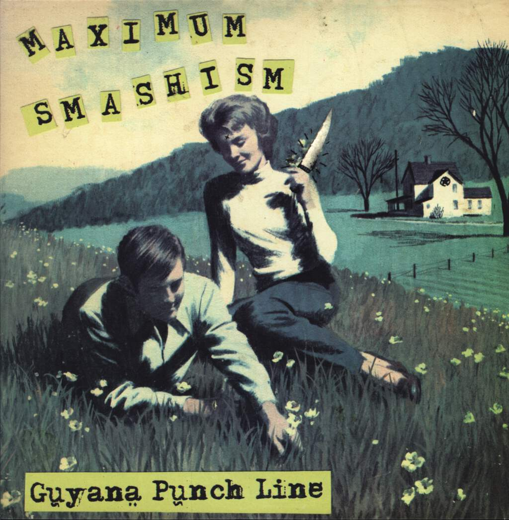 Guyana Punch Line: Maximum Smashism, LP (Vinyl)