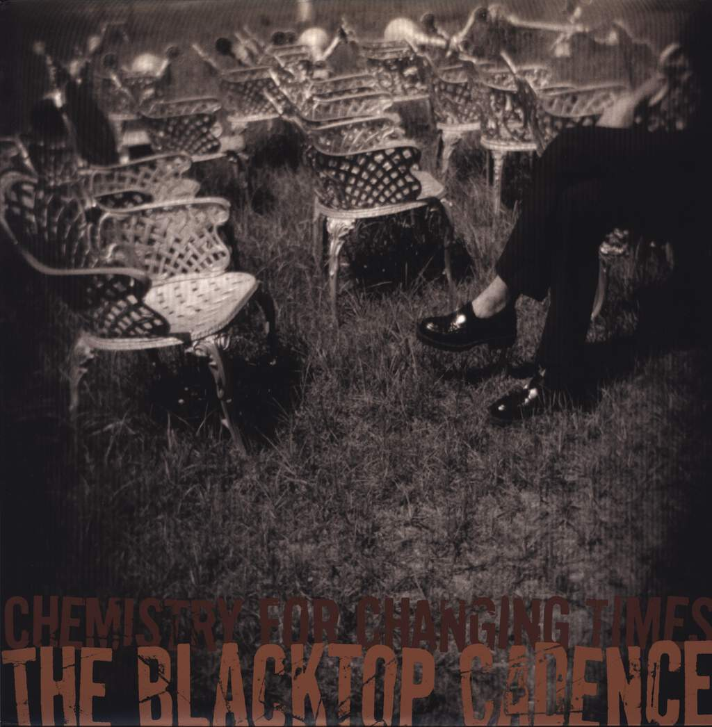 Blacktop Cadence: Chemistry For Changing Times, LP (Vinyl)