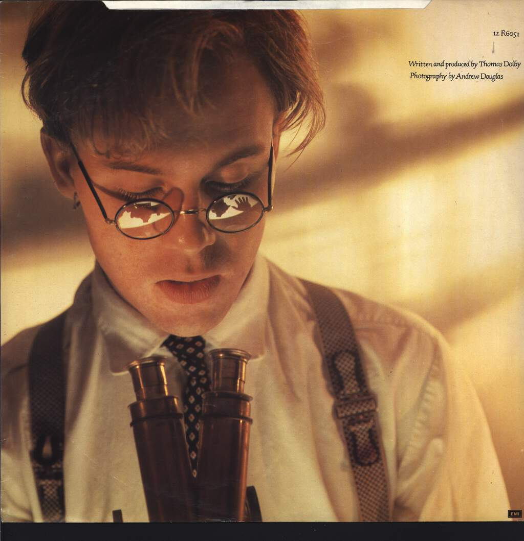 "Thomas Dolby: Europa And The Pirate Twins (Extended Version), 12"" Maxi Single (Vinyl)"
