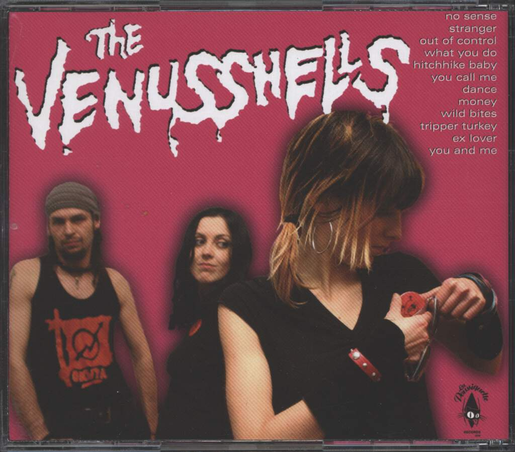 Venusshells: Bloody Slut Choir, CD