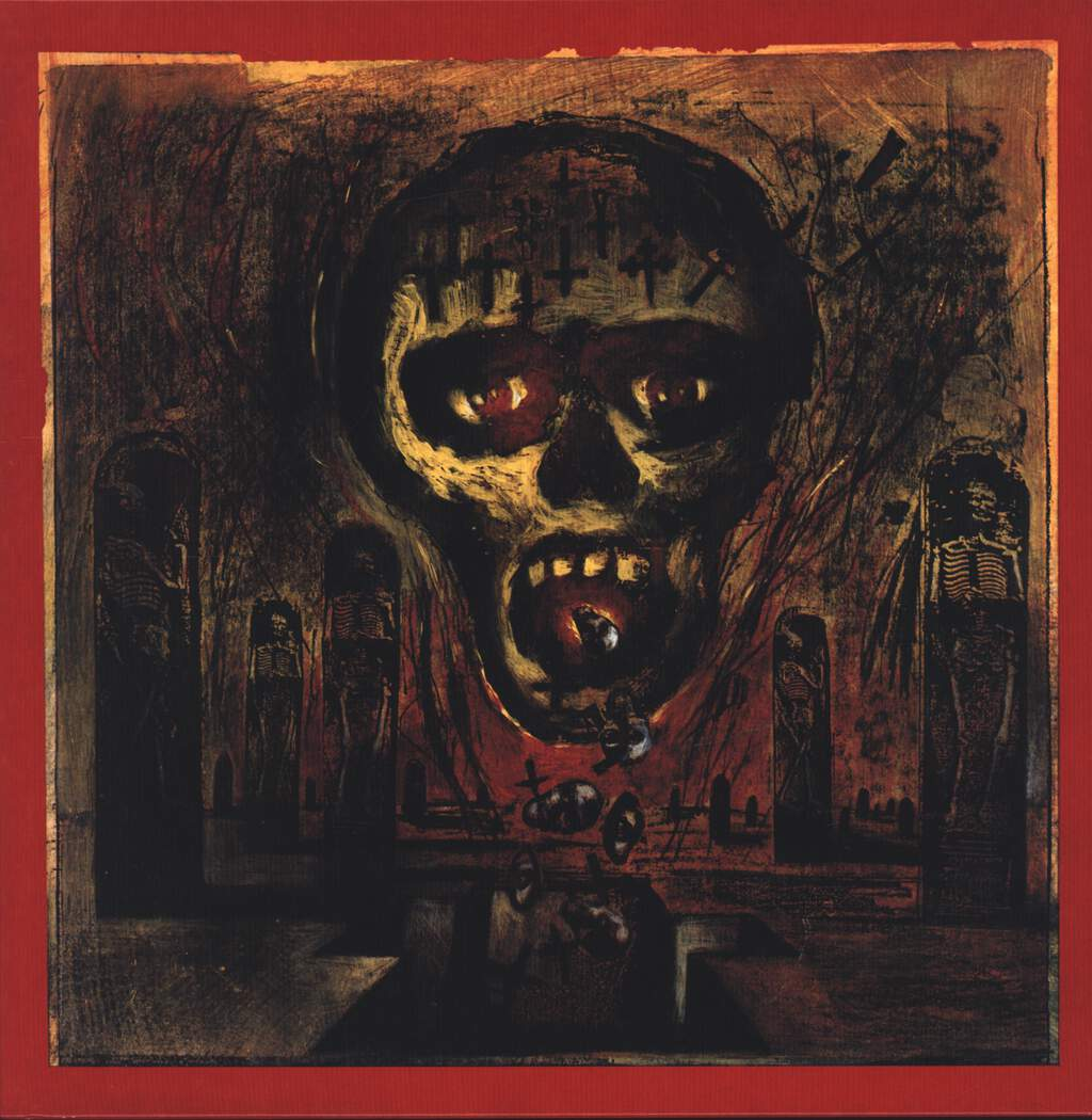 Slayer: Seasons In The Abyss, LP (Vinyl)