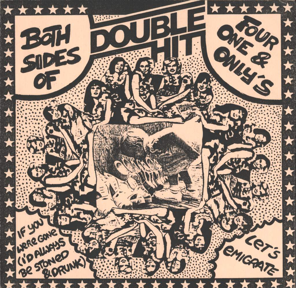 "Four One And Only's: Both Sides Of, 7"" Single (Vinyl)"