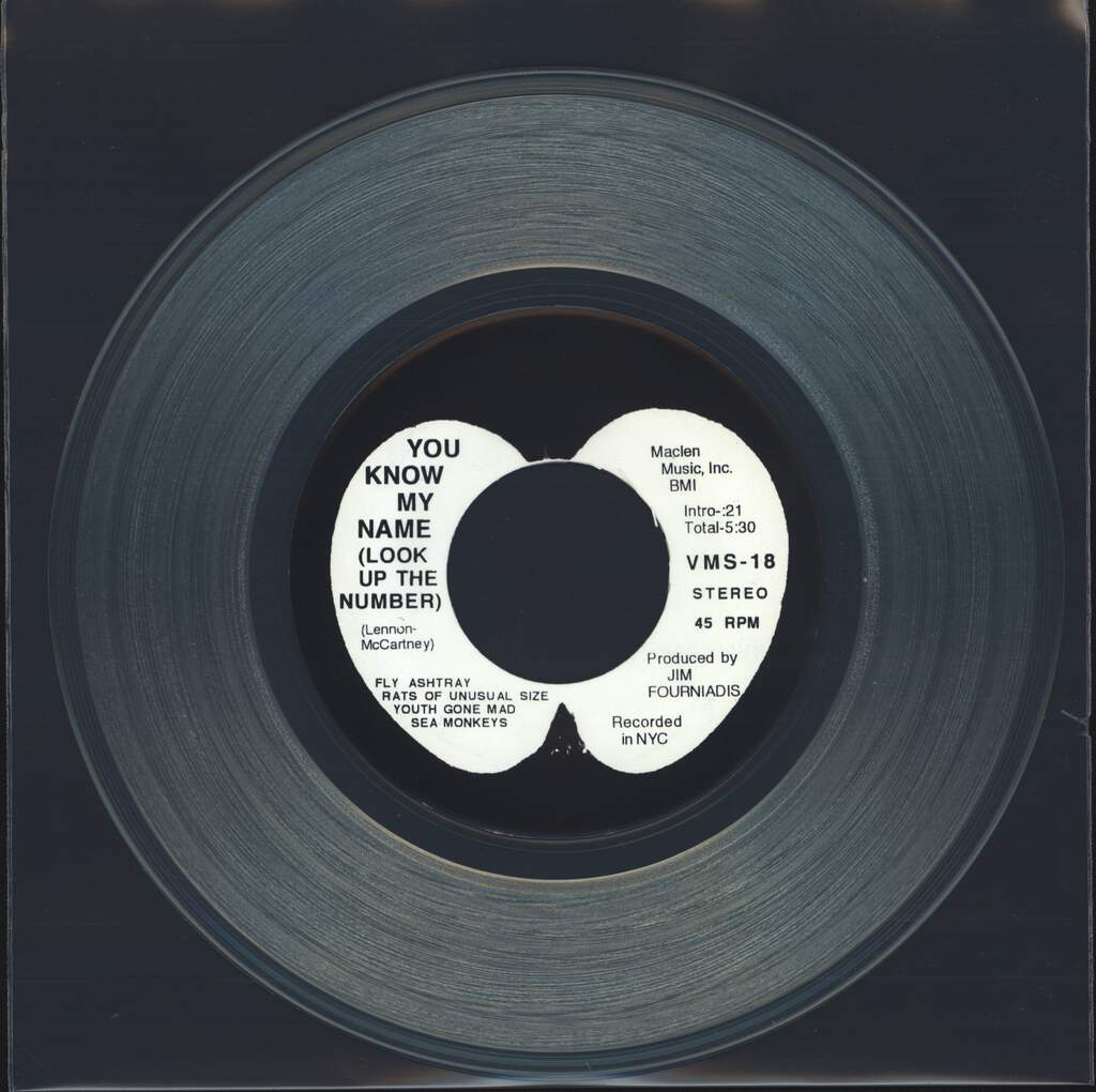"Various: Dumbrock Vol. 5, 7"" Single (Vinyl)"