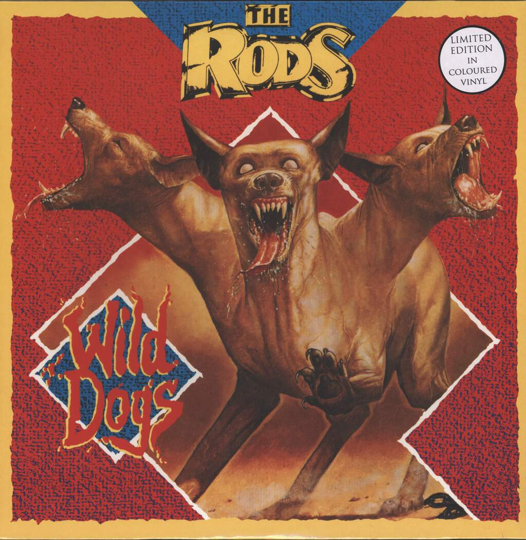 Rods: Wild Dogs, LP (Vinyl)