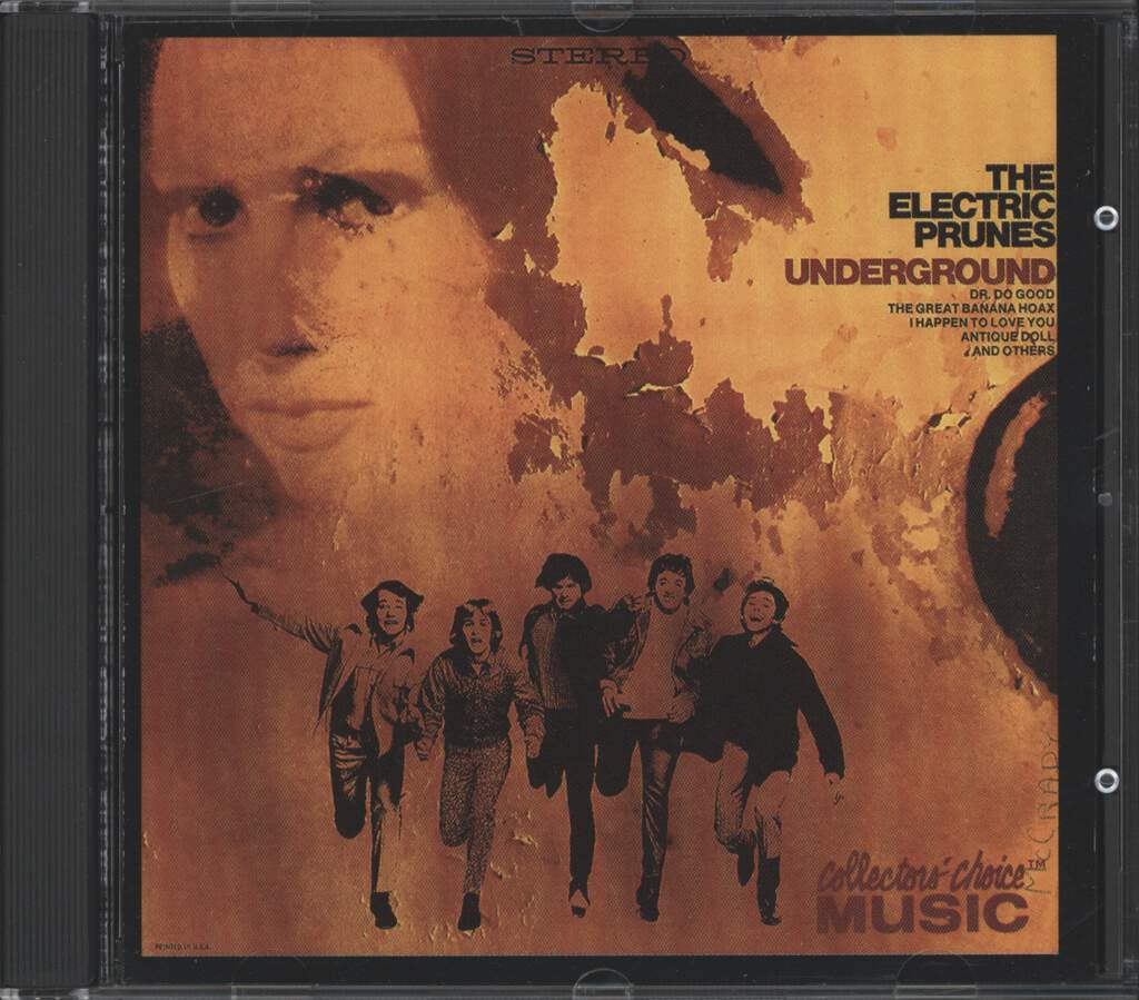 Electric Prunes: Underground, CD