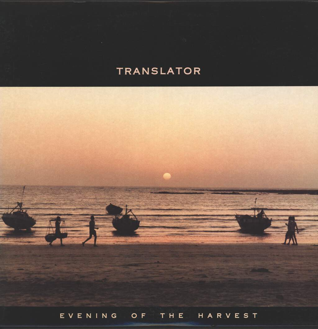 Translator: Evening Of The Harvest, LP (Vinyl)