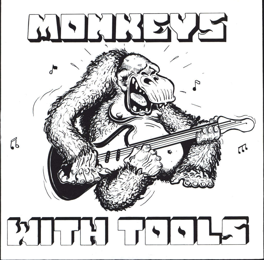 "Monkeys With Tools: Beats Can Change, 7"" Single (Vinyl)"