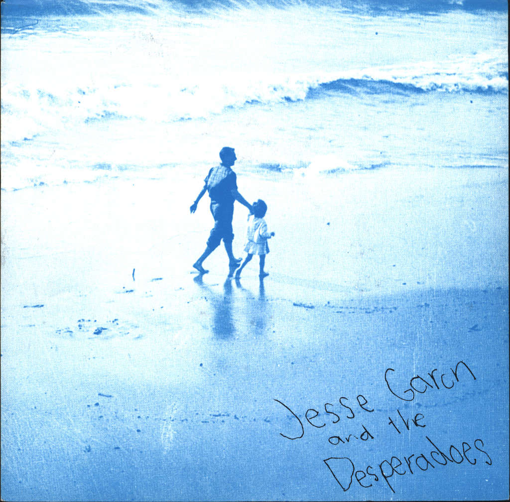 "Jesse Garon & The Desperadoes: Splashing Along, 7"" Single (Vinyl)"