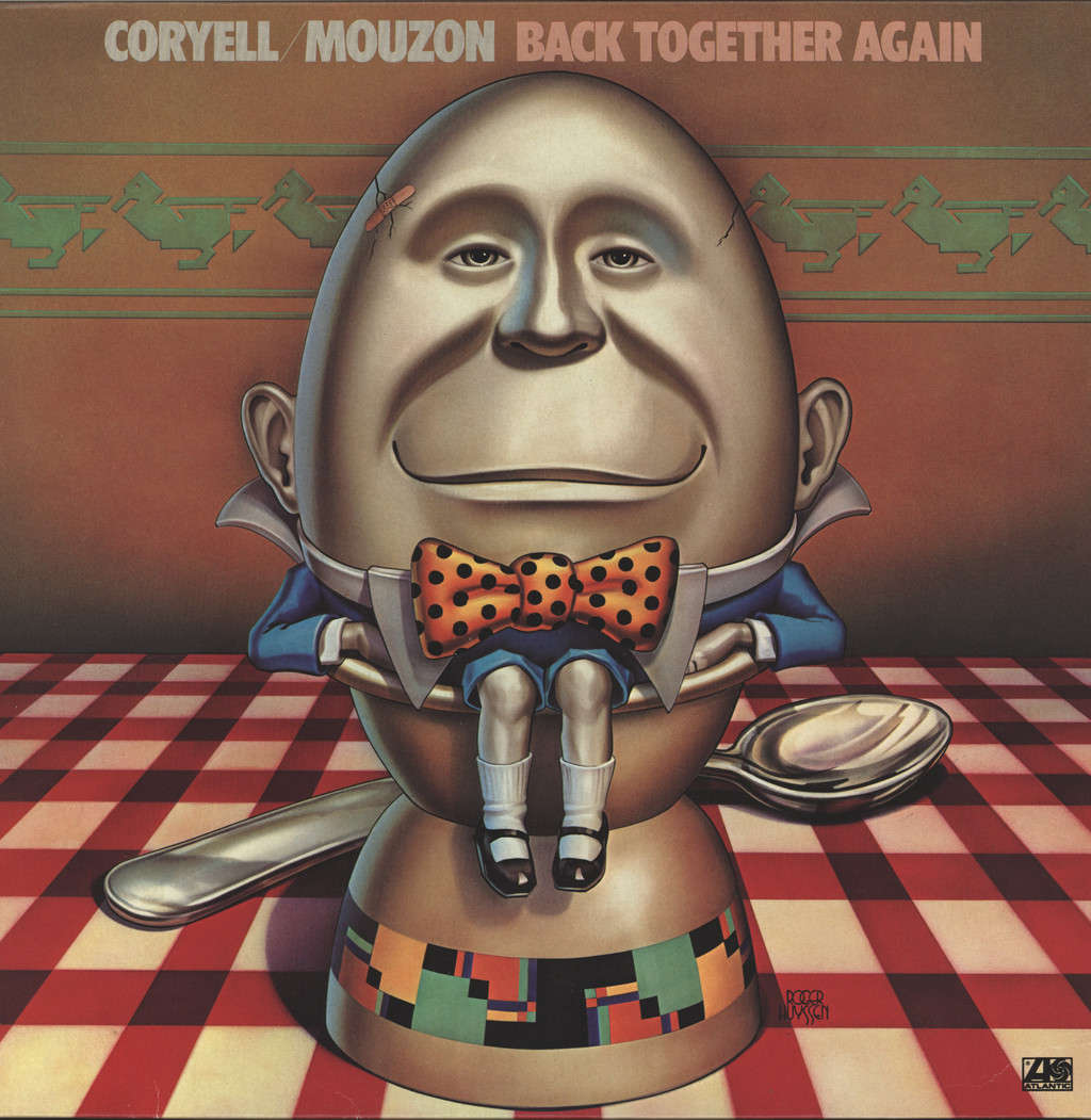 Larry Coryell: Back Together Again, LP (Vinyl)