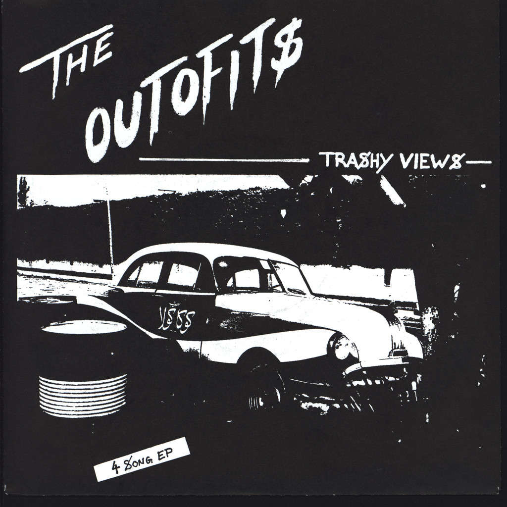 "Outofits: Trashy Views, 7"" Single (Vinyl)"