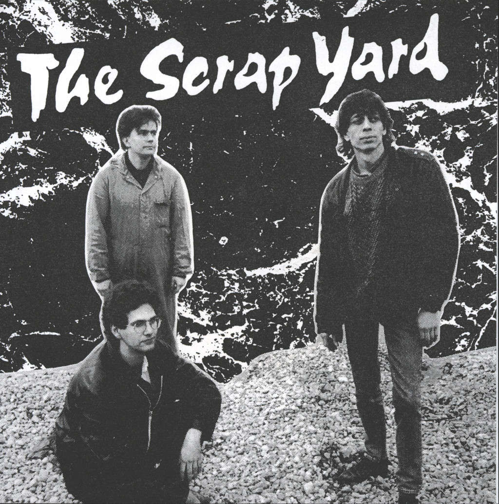 "Scrap Yard: Mrs. Wylde, 7"" Single (Vinyl)"