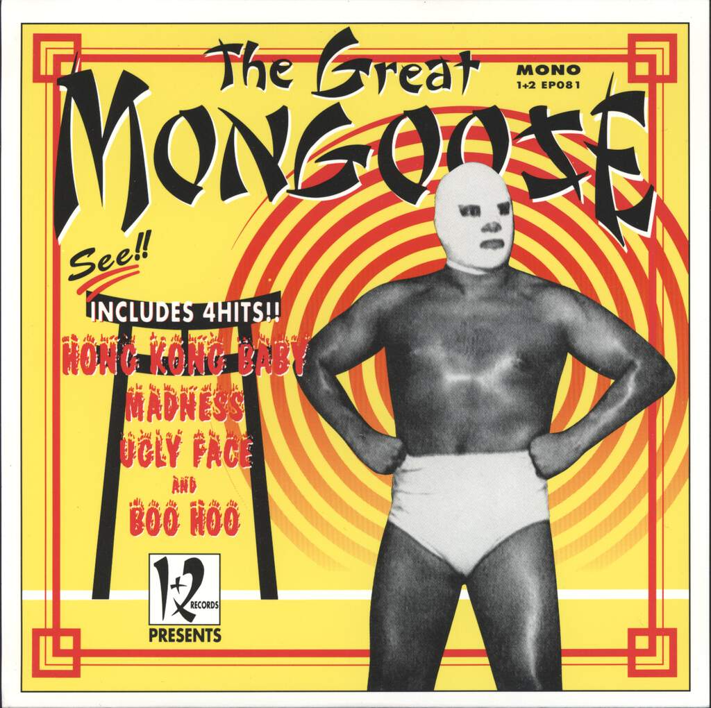"Great Mongoose: The Great Mongoose, 7"" Single (Vinyl)"