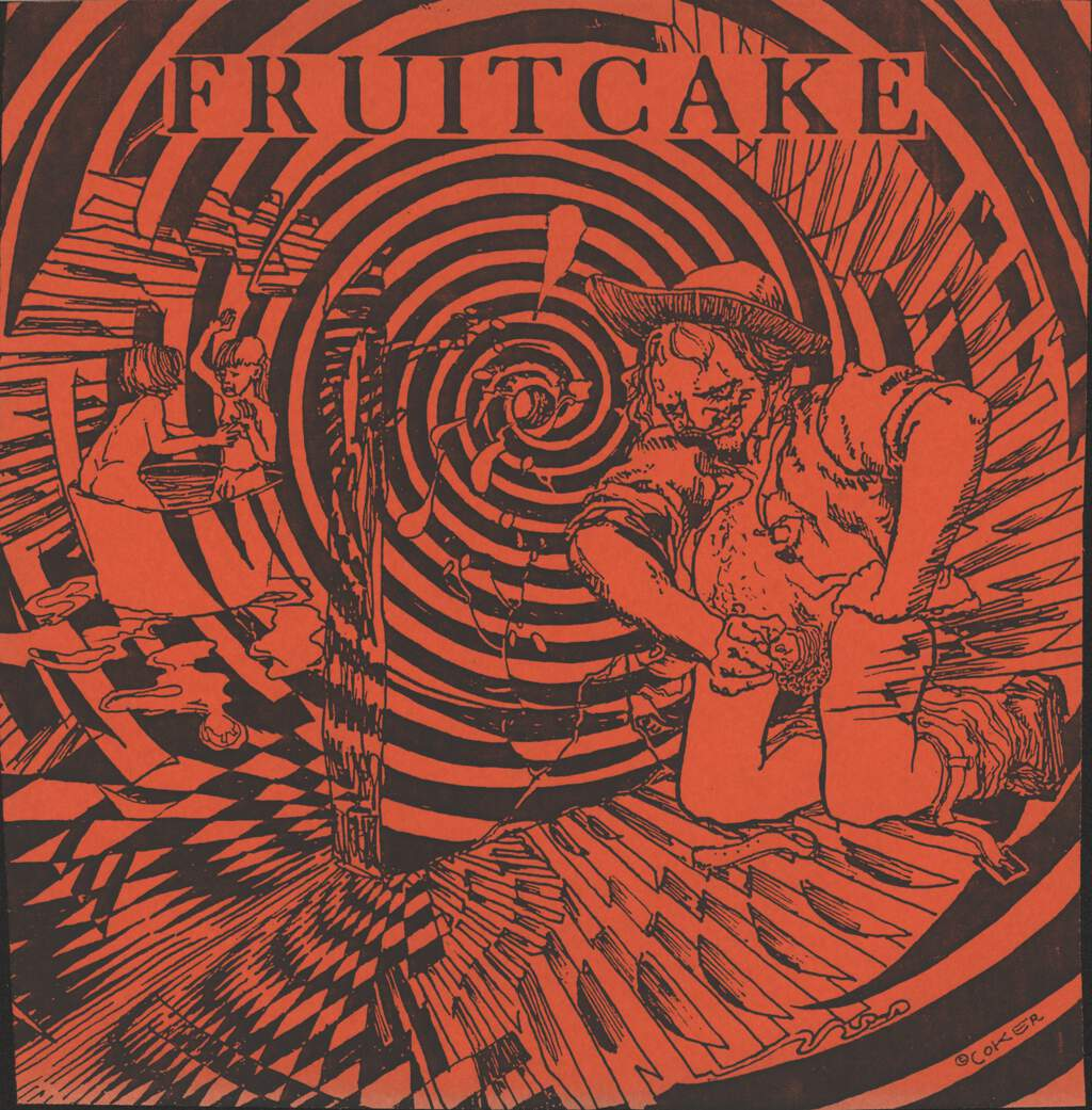"Fruitcake: Welcome To Saint Anthony's Psychiatric Center, 7"" Single (Vinyl)"