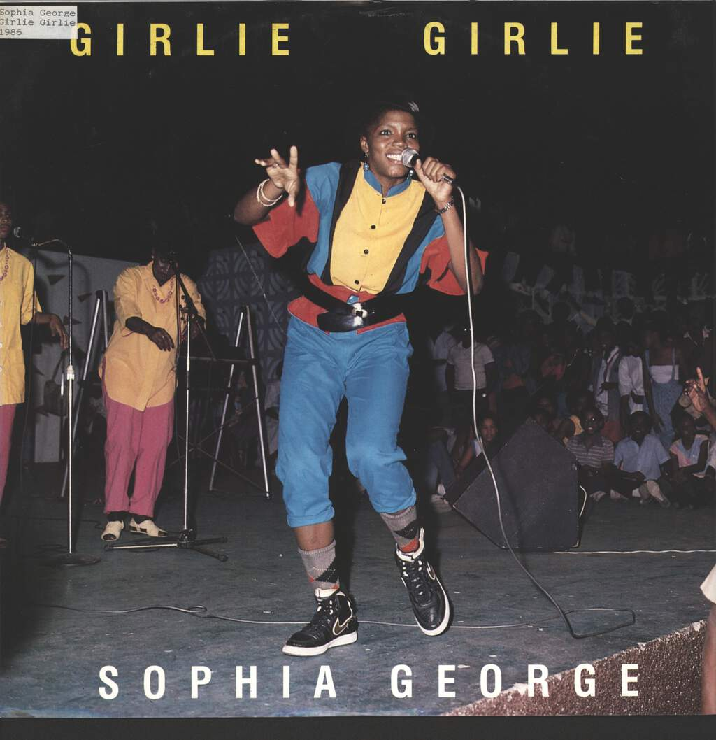 "Sophia George: Girlie Girlie / Girl Rush, 12"" Maxi Single (Vinyl)"