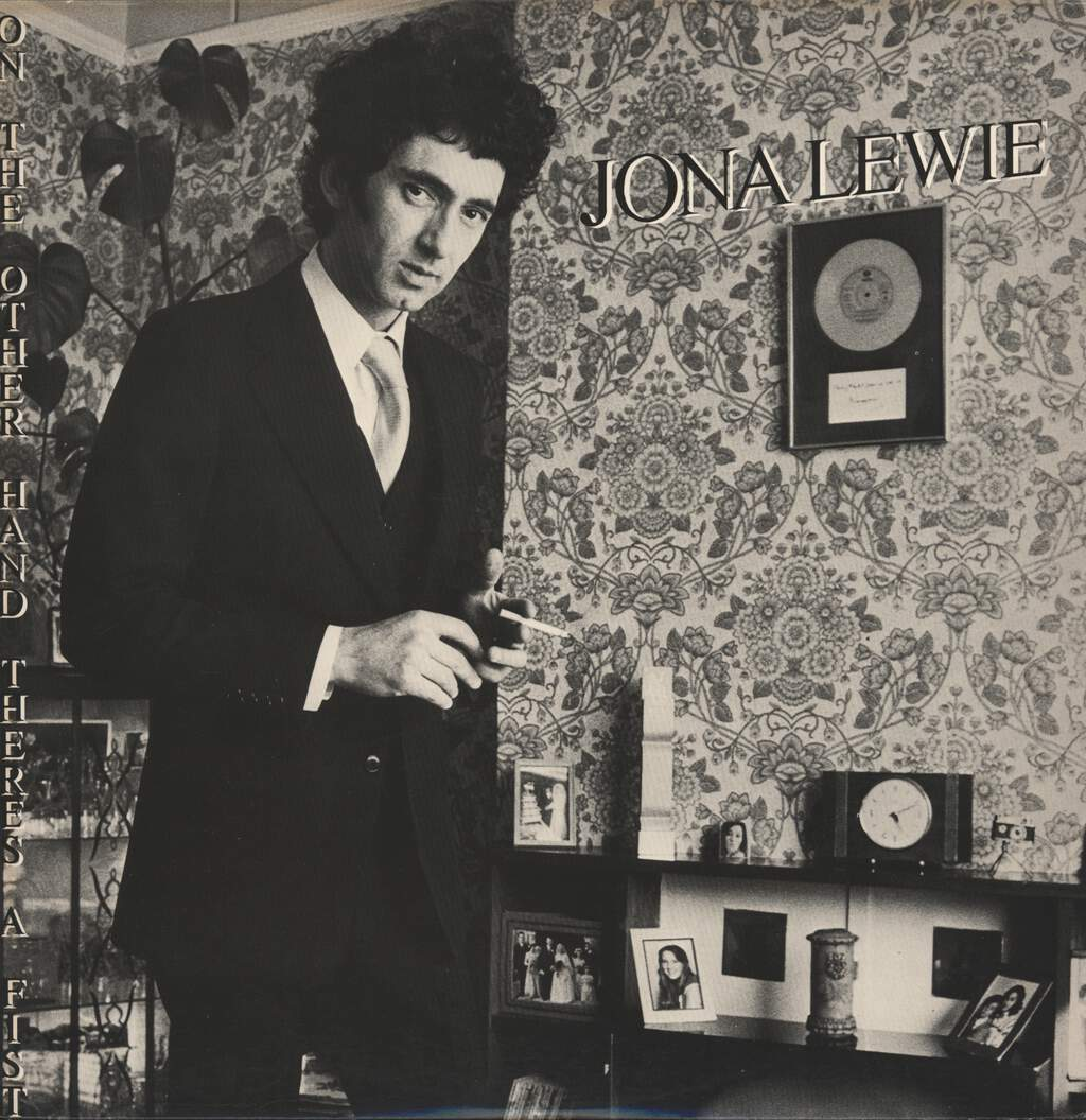 Jona Lewie: On The Other Hand There's A Fist, LP (Vinyl)