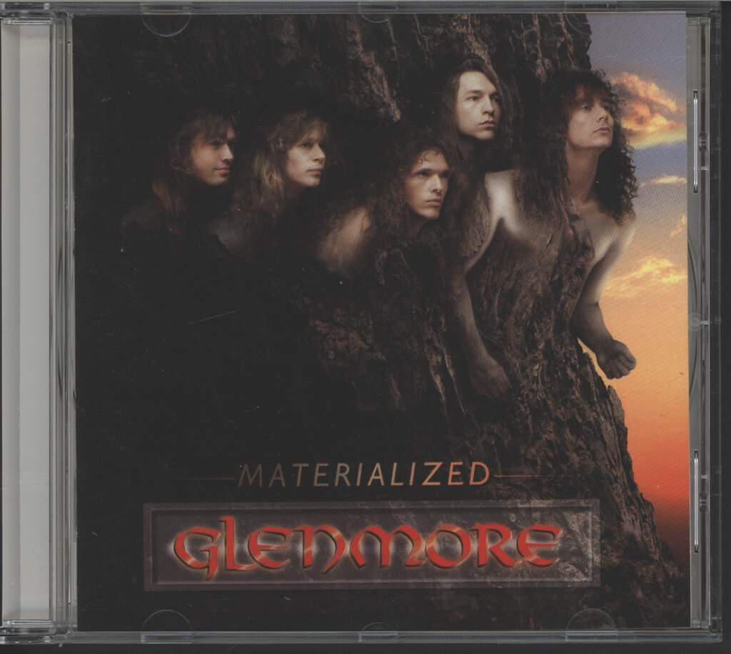 Glenmore: Materialized, CD