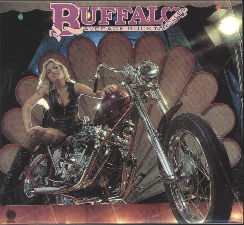 Buffalo: Average Rock 'n' Roller, CD