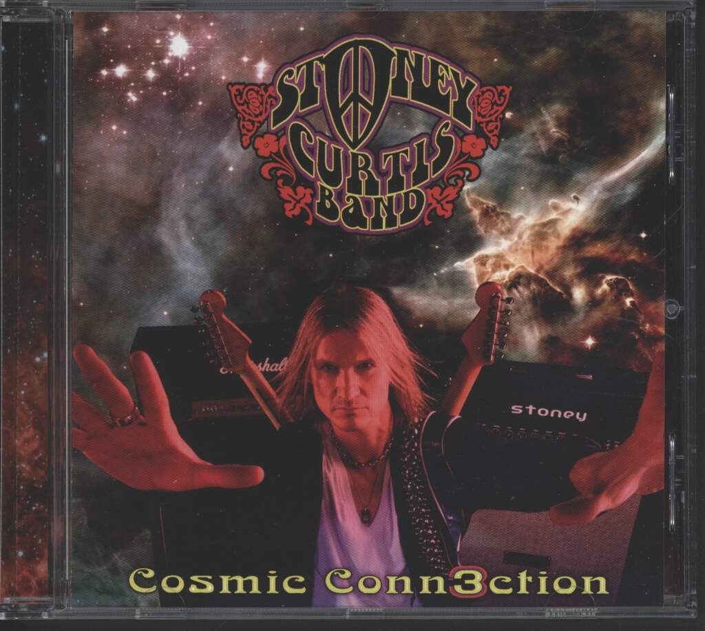Stoney Curtis Band: Cosmic Conn3ction, CD