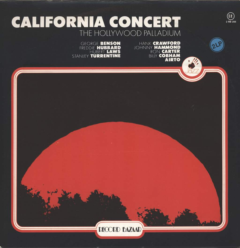 CTI All-Stars: California Concert - The Hollywood Palladium, LP (Vinyl)