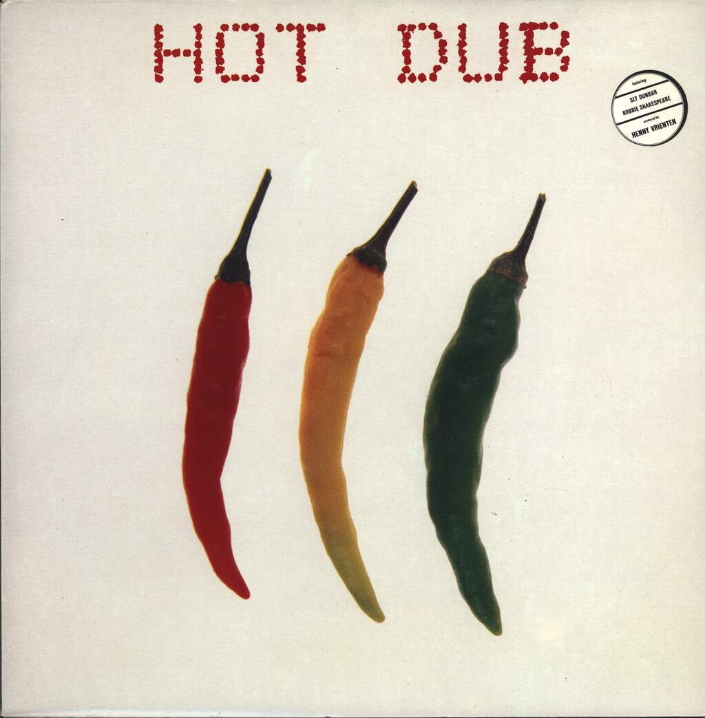 Sly + Robbie: Hot Dub, LP (Vinyl)