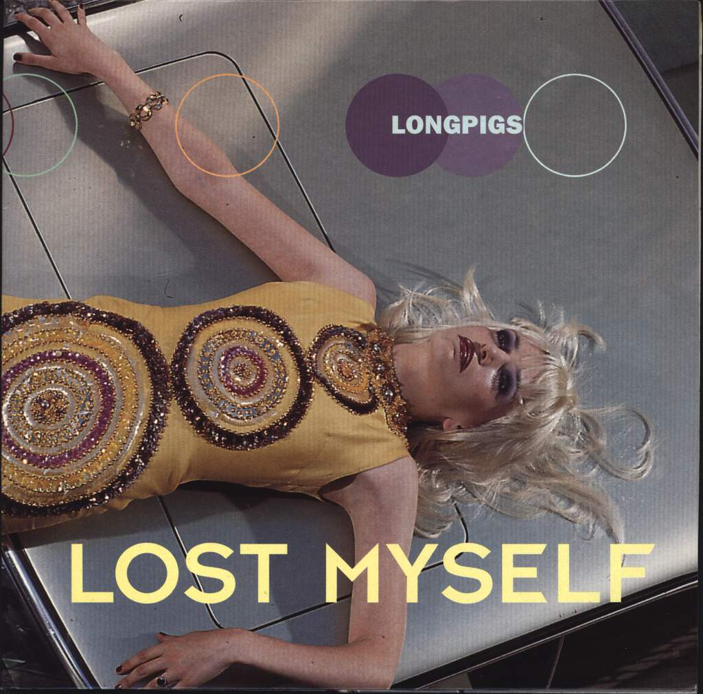 "Longpigs: Lost Myself, 7"" Single (Vinyl)"