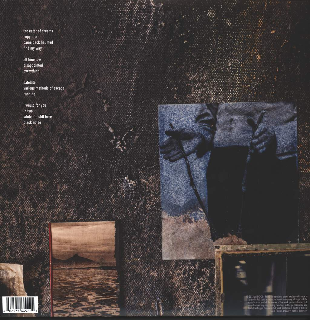 Nine Inch Nails: Hesitation Marks, 2×LP (Vinyl)
