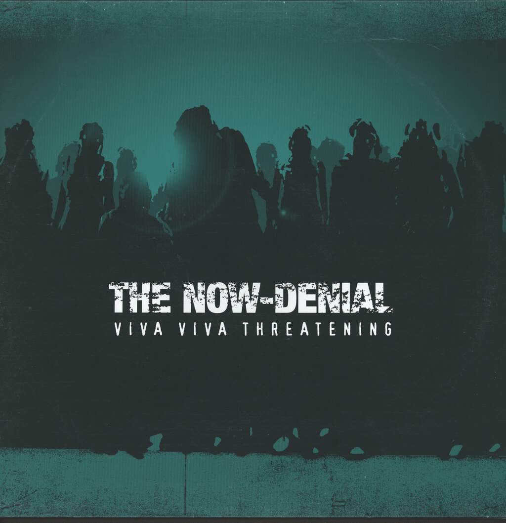 Now-Denial: Viva Viva Threatening, LP (Vinyl)