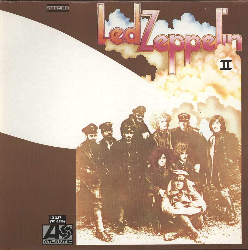 Led Zeppelin: Led Zeppelin II, LP (Vinyl)