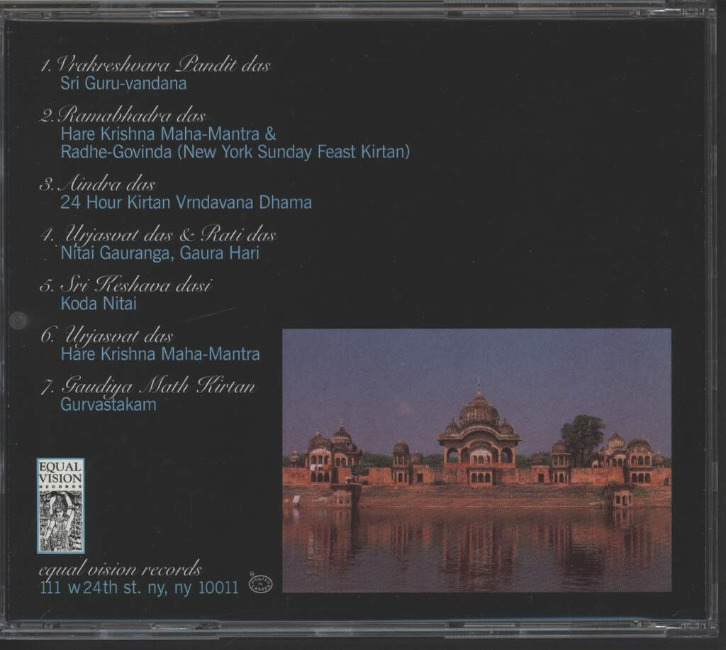 Various: Kirtan Ecstasy - The Best Of New York Kirtans, CD