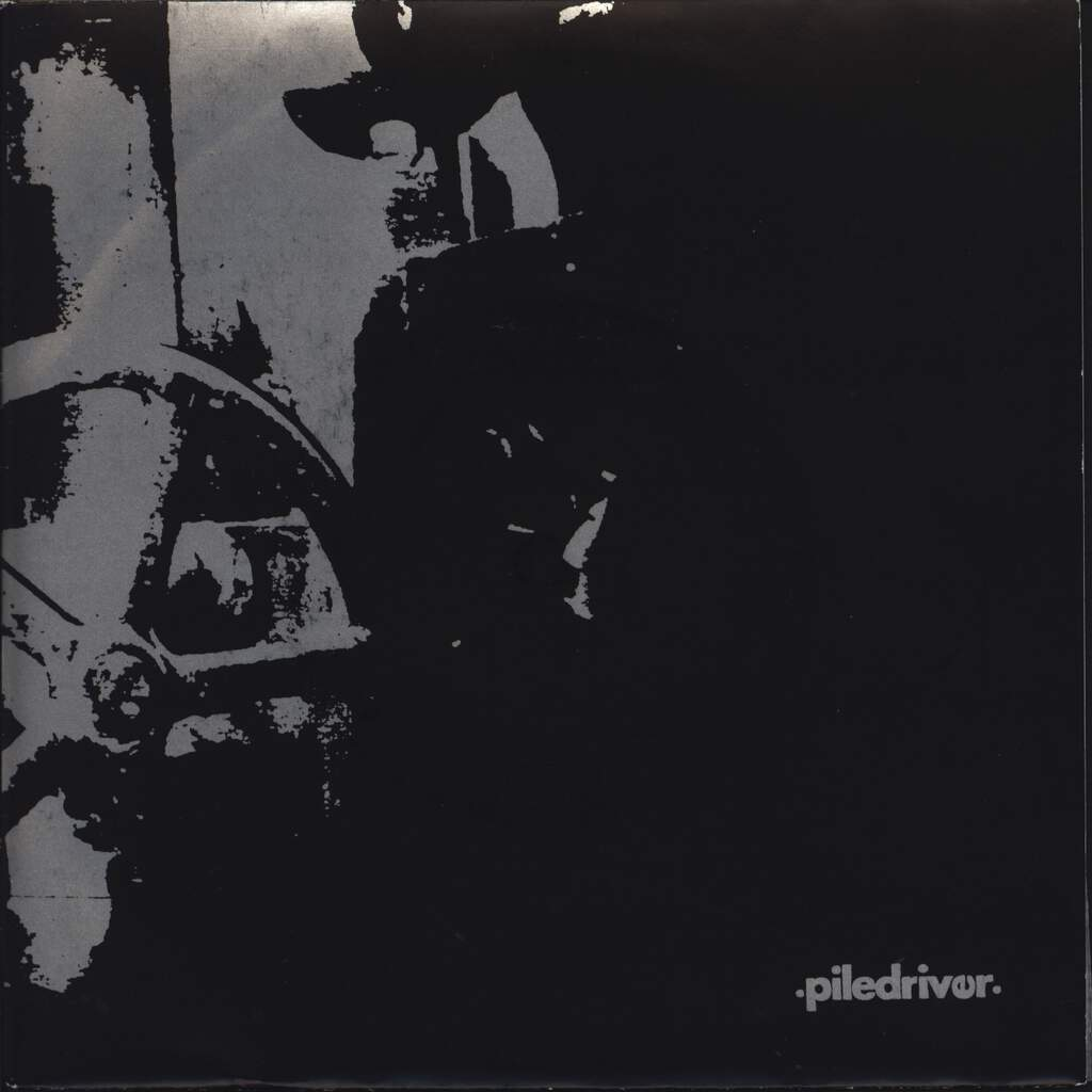 "Piledriver: The Fall, 7"" Single (Vinyl)"