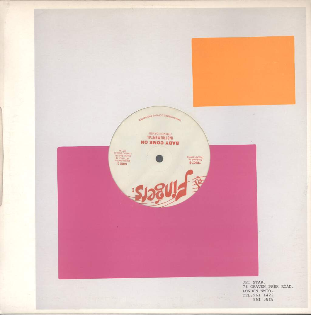 "Frankie Paul: I Am Your Lover, 12"" Maxi Single (Vinyl)"