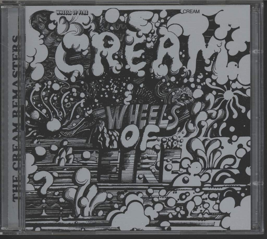 Cream: Wheels Of Fire, CD